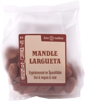 Bio MANDLE Largueta RAW 100 g