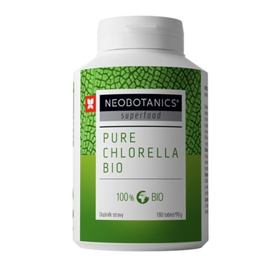 Pure CHLORELLA BIO 90g/180ks